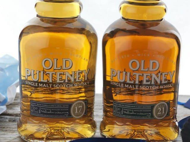 Adiós a Old Pulteney 17 y 21