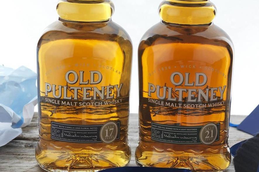 Old Pulteney 17 y 21
