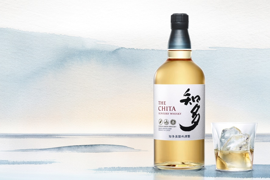 Llega a España The Chita, el whisky de grano de Suntory