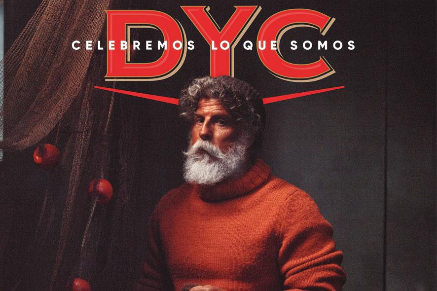 Homenaje a los consumidores en la nueva campaña de DYC