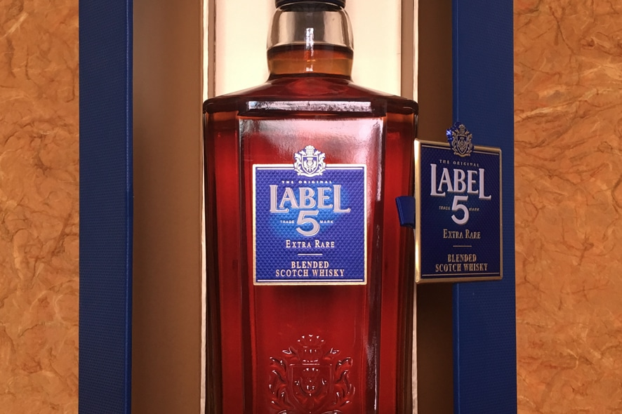 Label 5 Extra Rare 18 - Todo Whisky