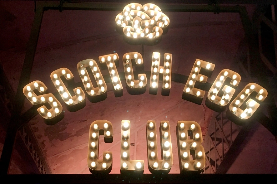 Scotch Egg Club - Todo Whisky