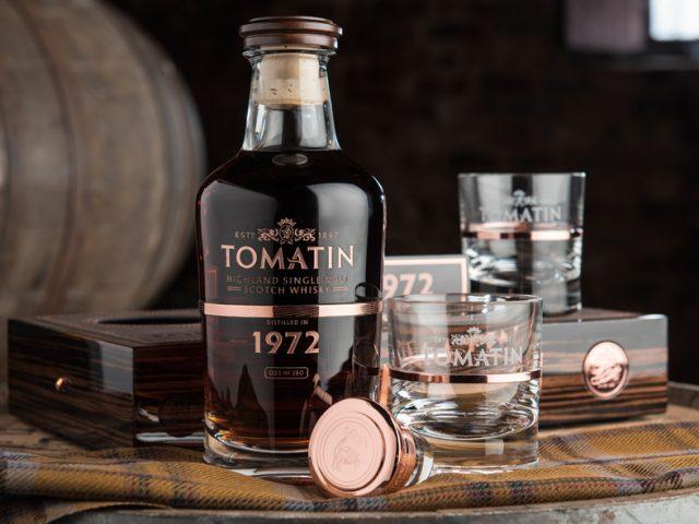 Tomatin 1972 Todo Whisky