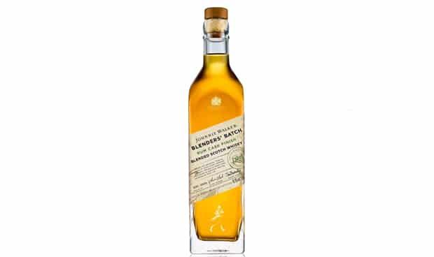 JohnnieWalkerBlenders' Batch Rum Cask Finish