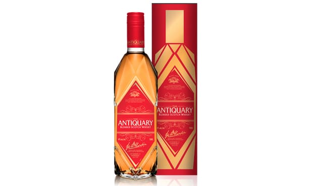 The Antiquary Blended Scotch - Todo Whisky