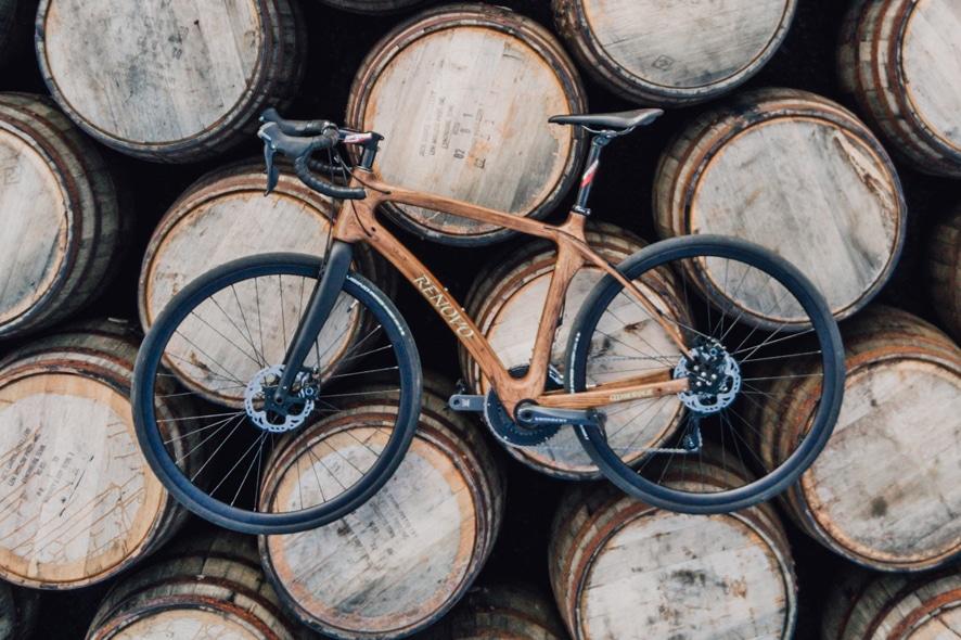 Glenmorangie Bicicleta de barrica - Todo Whisky