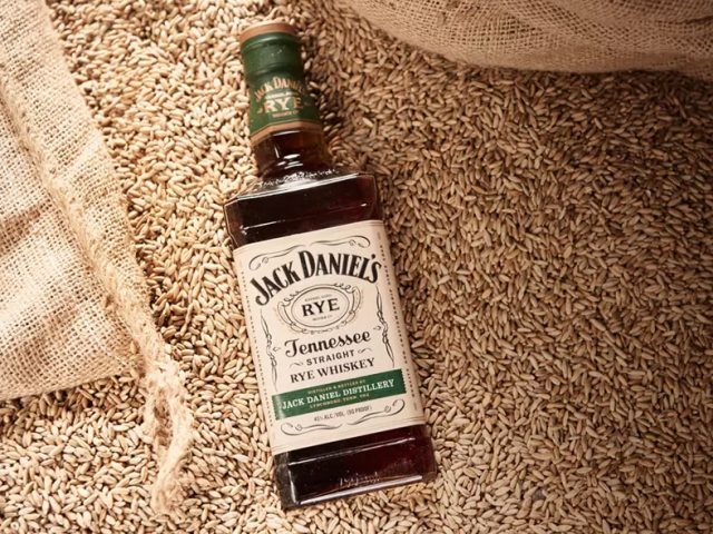 Jack Daniel's Tennessee Rye - Todo Whisky