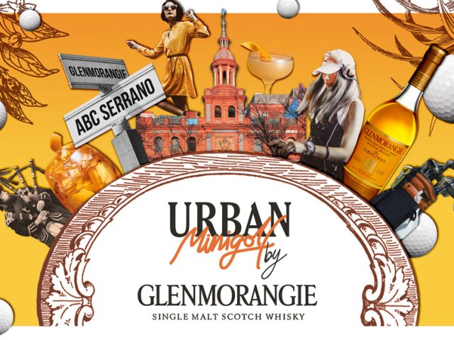 Golf, whisky y gastronomía: llega Urban Mini Golf by Glenmorangie