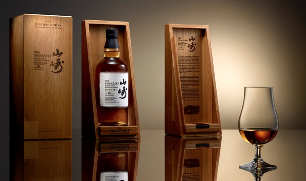 Yamazaki Mizunara Cask 2017 - Todo Whisky