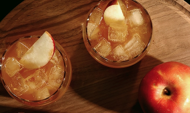 Apple Punch by Bulleit Bourbon - Todo Whisky