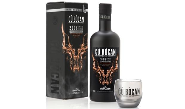 Cù Bòcan 2006 Vintage Limited - Todo Whisky