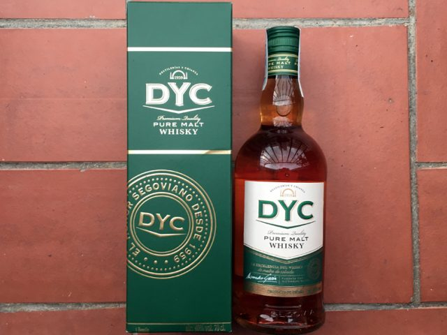 DYC Pure Malt - Todo Whisky