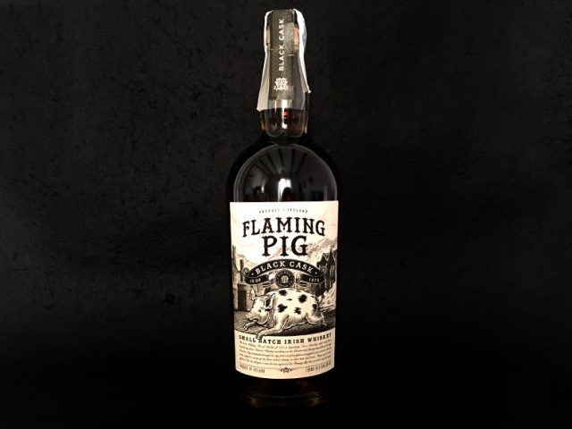 Flaming Pig Black Cask - Todo Whisky