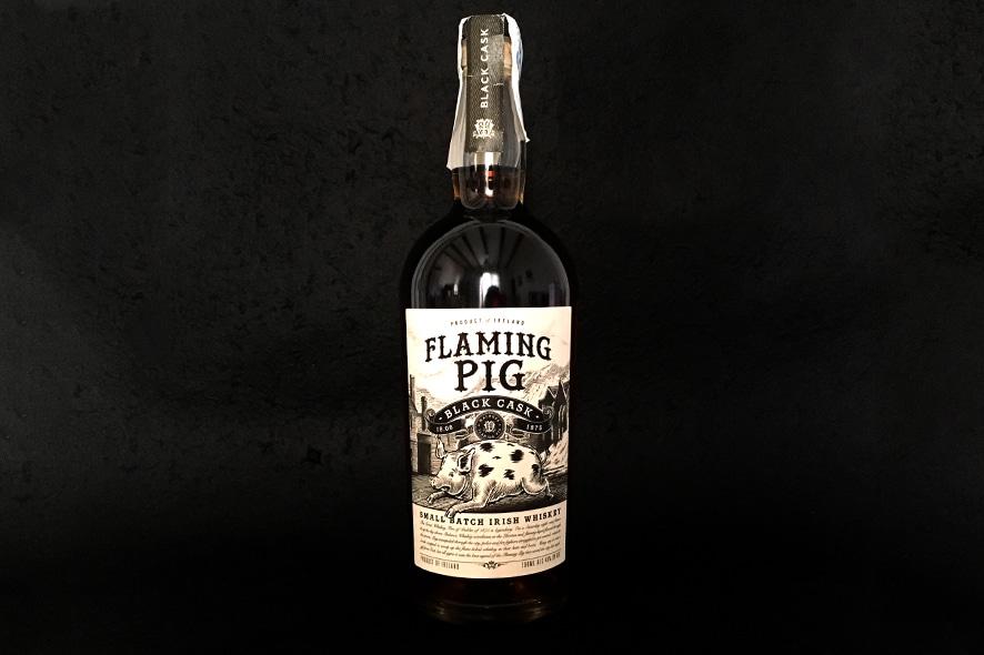 Flaming Pig Black Cask - Todo Whisky