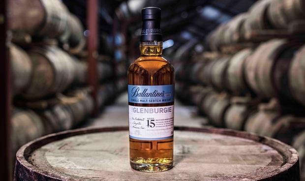 Glenburgie 15 - Single Malt de Ballantine's - Todo Whisky