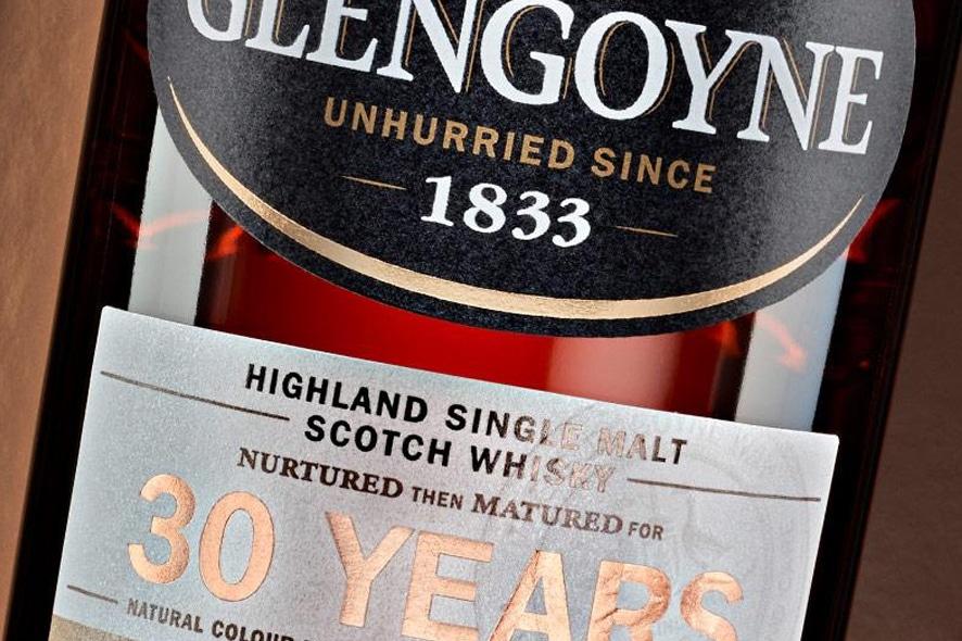 Glengoyne 30 años, 13 barricas únicas