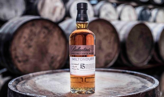 Miltonduff 15 - Single Malt de Ballantine's - Todo Whisky