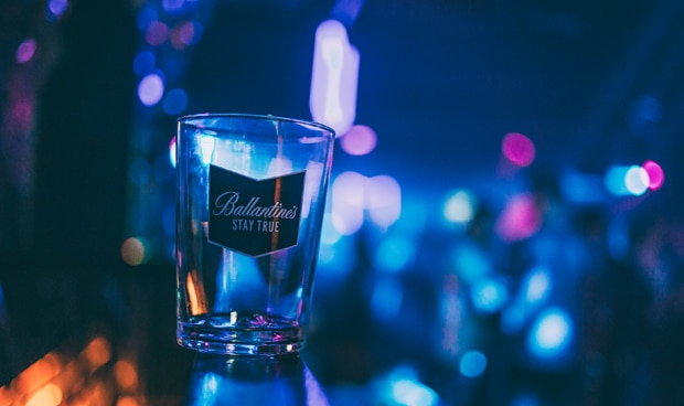Sounds of Ballantine's - Todo Whisky