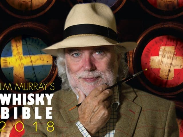 Jim Murray, Whisky Bible 2018 - Todo Whisky