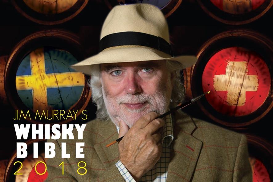 Jim Murray, Whisky Bible 2018 - Todo Whisky