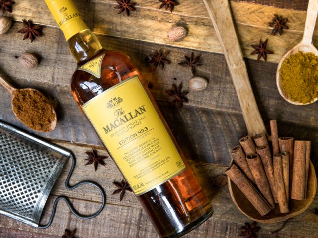 The Macallan Edition Nº 3, la edición del perfumista