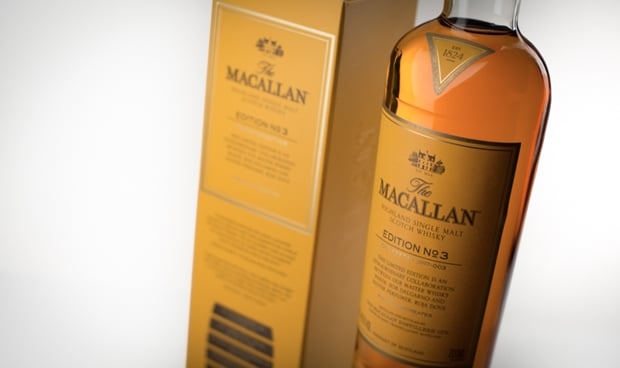 The Macallan Edition Nº 3 - Todo Whisky