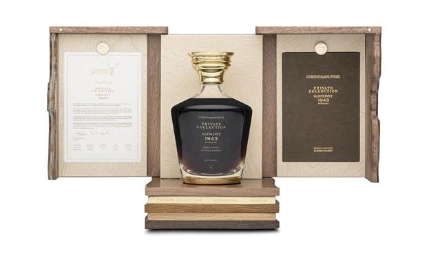 Glenlivet 1943 Gordon & MacPhail - Todo Whisky