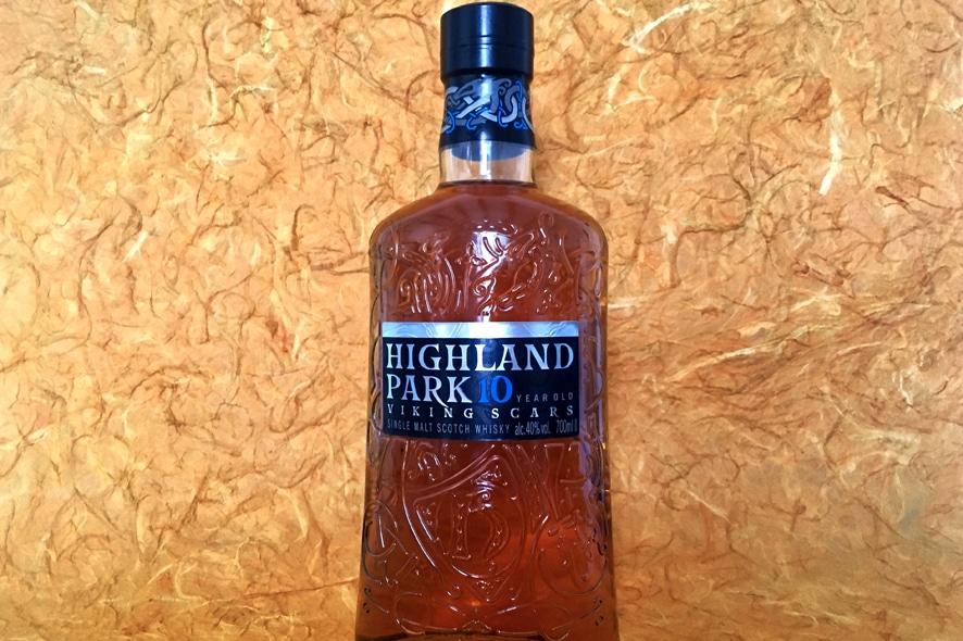 Highland Park 10 Viking Scars - Todo Whisky