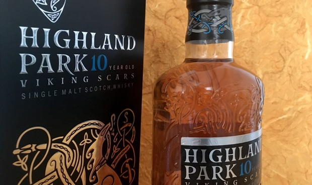 Highland Park 10 Viking Scars - Todo Whisky