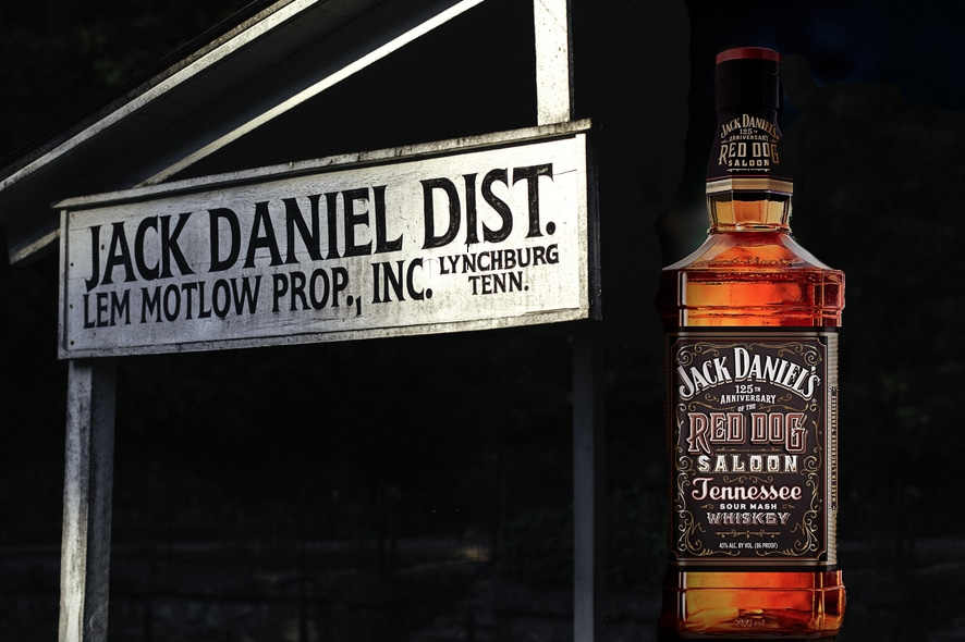 Jack Daniel's Red Dog Saloon - Todo Whisky