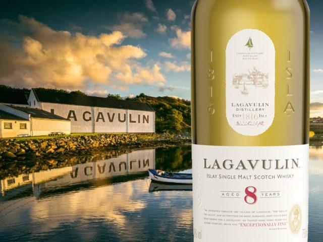 Lagavulin 8 Gama Básica - Todo Whisky
