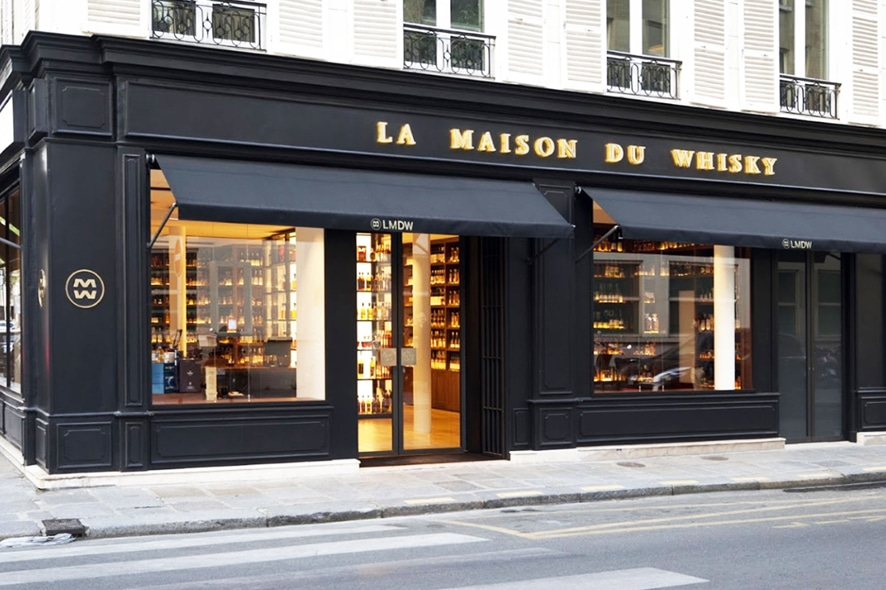 Roban casi 700.000 euros en whisky en París