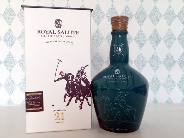 Royal Salute 21 Polo Edition 2017 - Todo Whisky