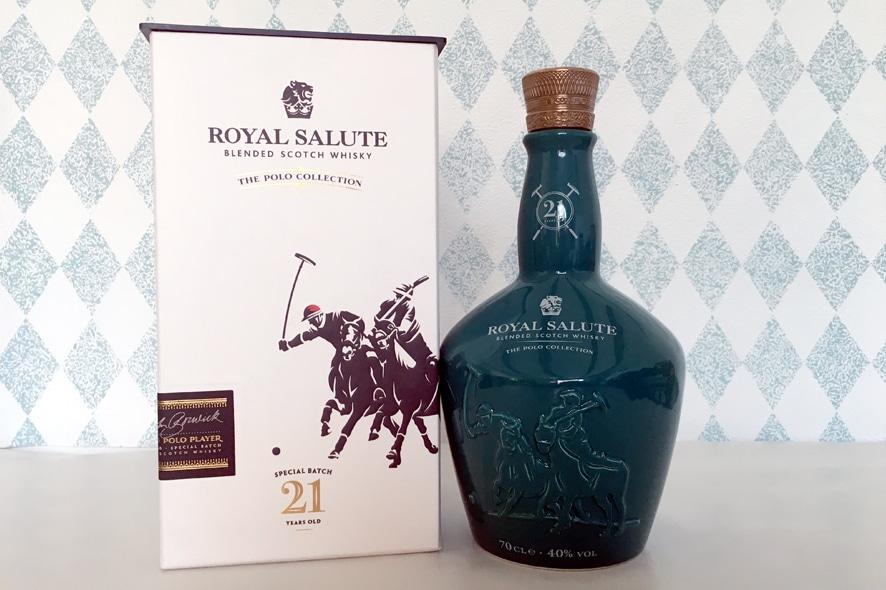 Royal Salute 21 Polo Edition 2017 - Todo Whisky