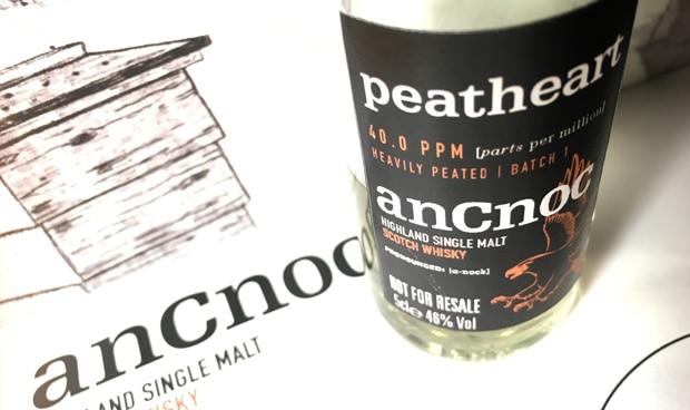 Nota de cata de anCnoc Peatheart - Todo Whisky
