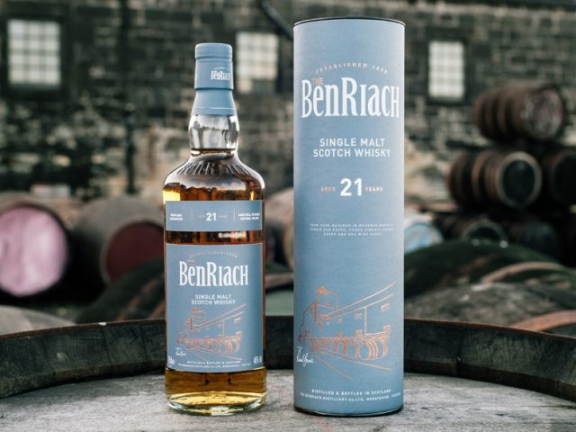 BenRiach 4 barriles - Todo Whisky
