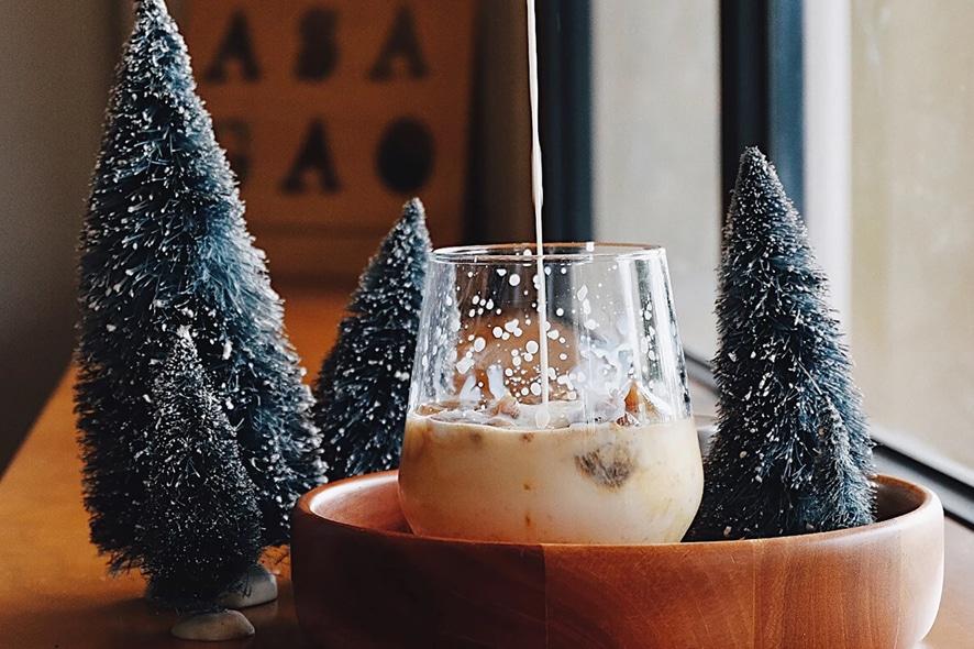 Cócteles para Navidad