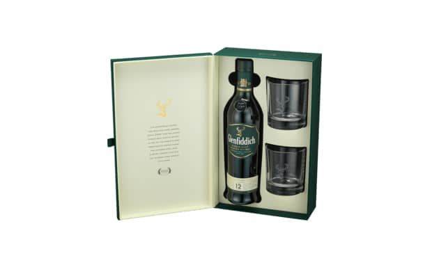 Glenfiddich 12 Navidad de whisky - Todo Whisky