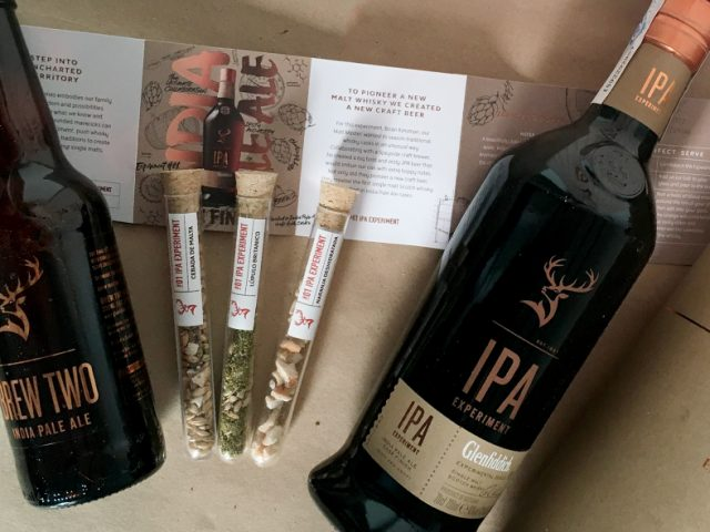 Glenfiddich IPA Experiment - Todo Whisky