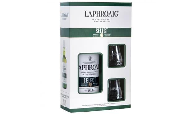 Laphroaig Select Navidad de whisky - Todo Whisky