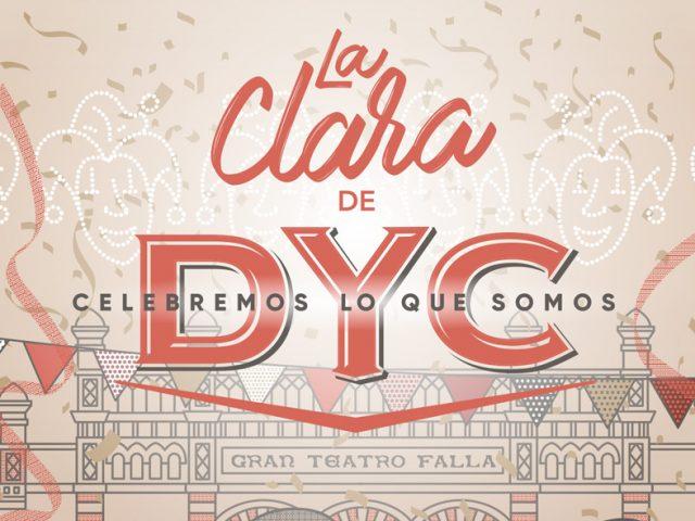 DYC vuelve al carnaval de Cádiz con La Clara de DYC