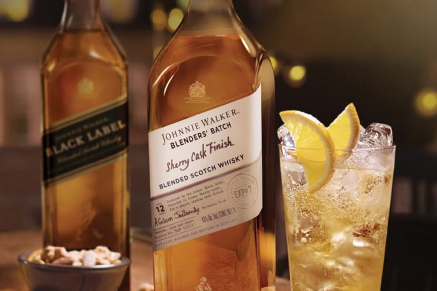 Johnnie Walker Blender's Batch Sherry Finish - Todo Whisky