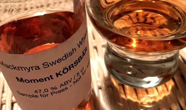 Mackmyra Moment Körsbär - Todo Whisky