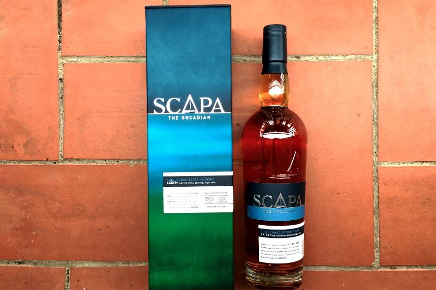 Scapa Skiren - Todo Whisky