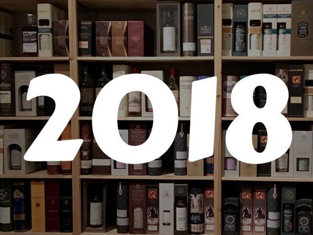 Qué esperar del whisky en 2018