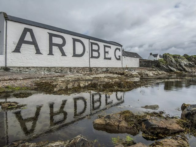Ampliación Ardbeg - Todo Whisky