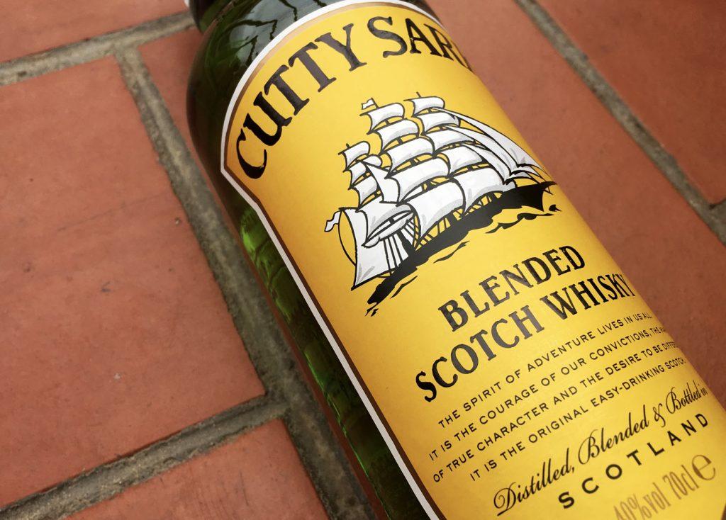Cutty Sark - Todo Whisky