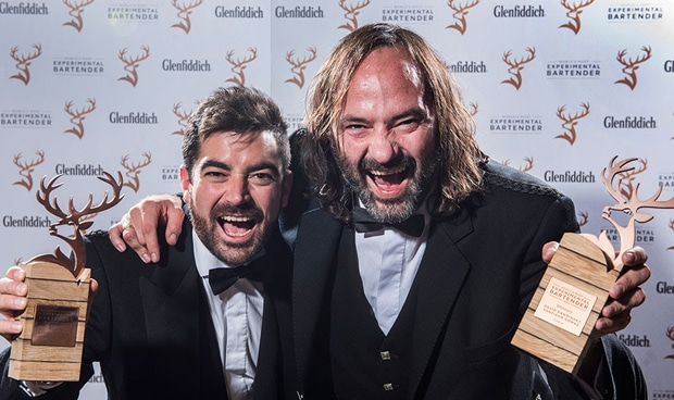 Glenfiddich World's Most Experimental Bartender 2018 - Todo Whisky