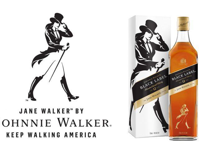 Jane Walker, la versión femenina de Johnnie Walker