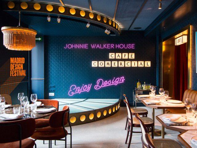 Johnnie Walker House llega a Madrid por tiempo limitado